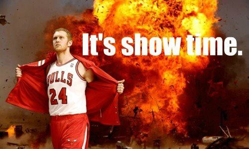 brian scalabrine showtime